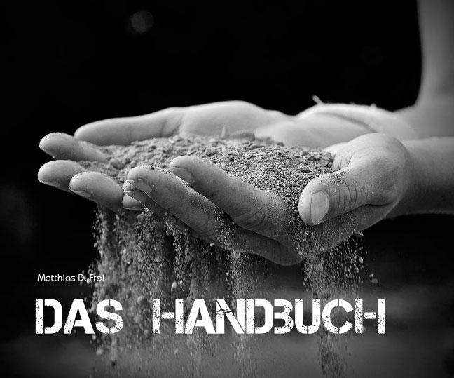"""Weihnachtsaktion """"Das Handbuch"""""""