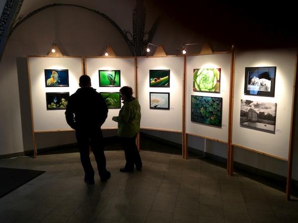 Rückblick Ausstellung Schloss Biberstein