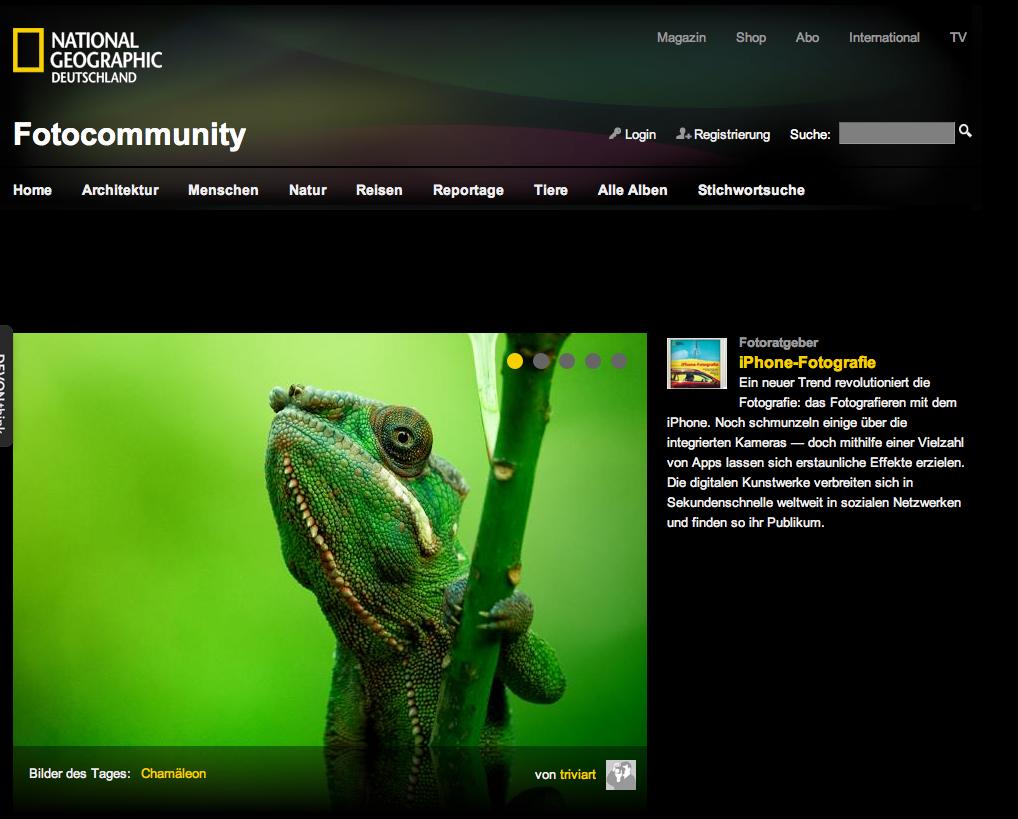 National Geographic Bild des Tages