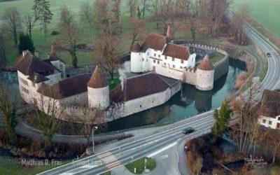 Schloss Hallwyl (Drohnenvideo)