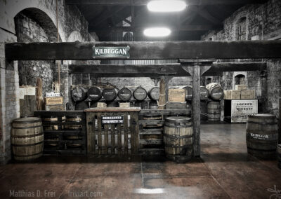 Locke's Whiskey Distillery